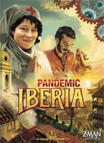 Pandemic Iberia
