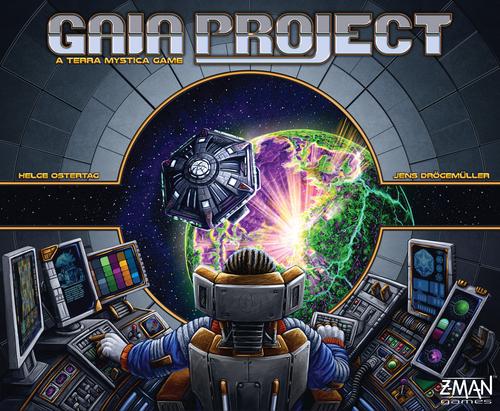 Terra Mystica Gaia Project