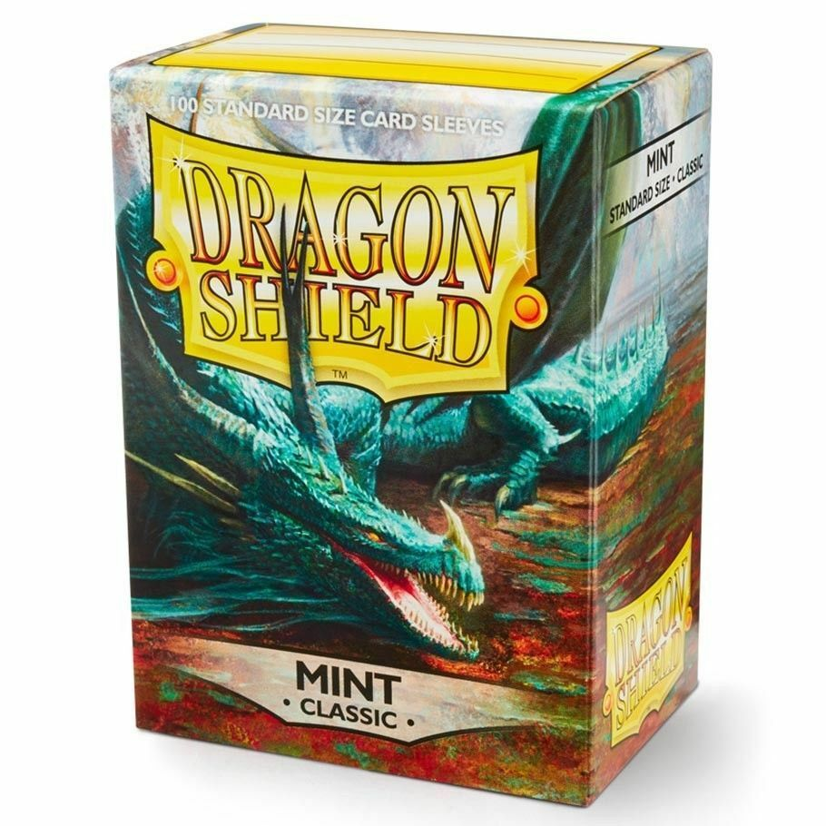 Dragon Shield Sleeves - Mint