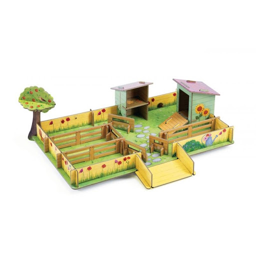 Pop to play - Marie's farm pop to play