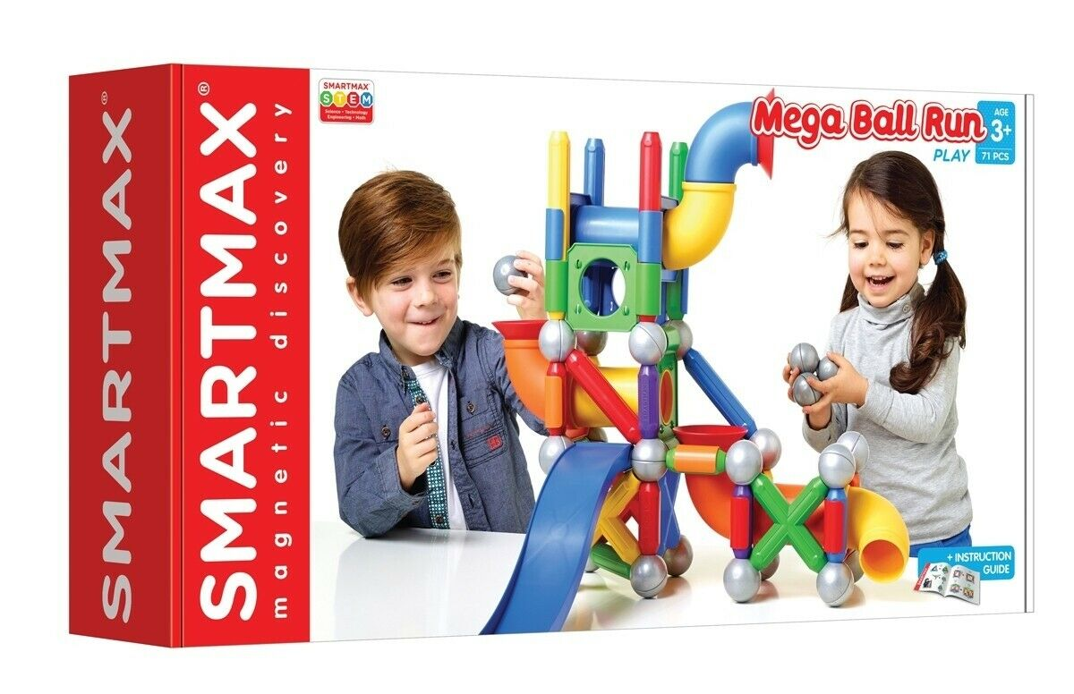 SmartMax Mega Ball Run