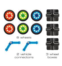 Wheels Set (11 pcs)