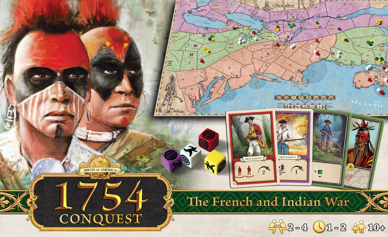 1754: Conquest - The French and Indian War