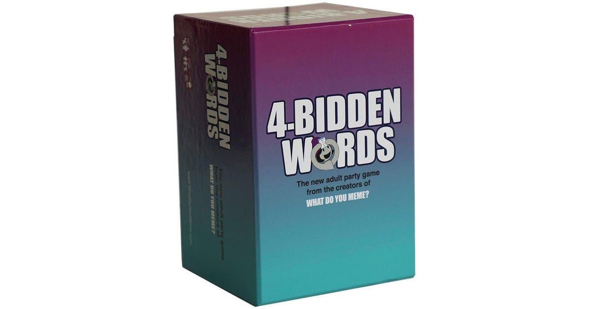 4-Bidden Words