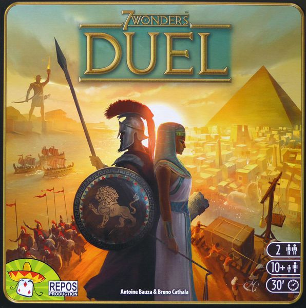 7 Wonders Duel Nordic