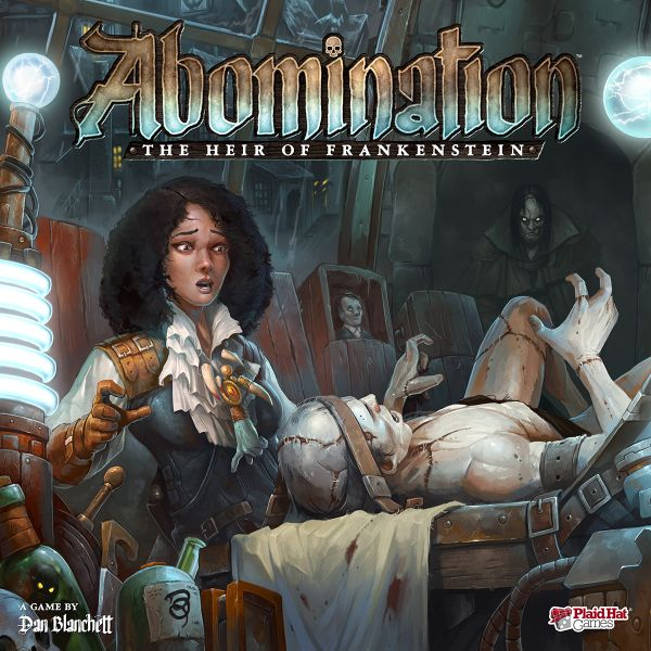 Abomination: Heir to Frankenstein