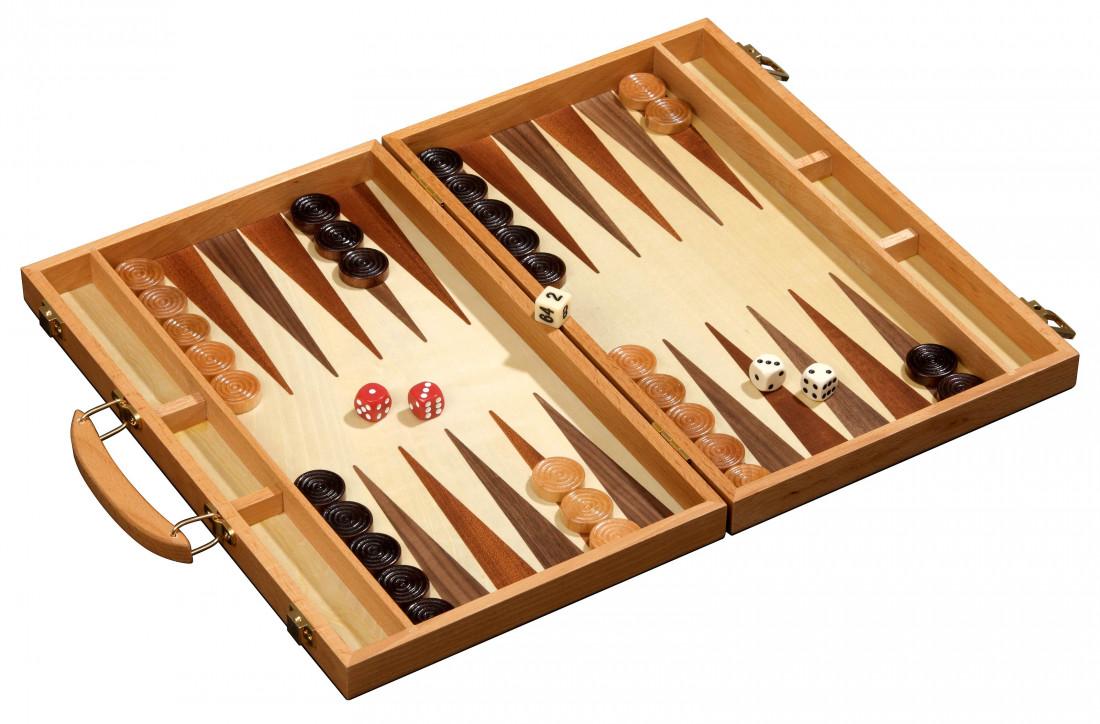 Backgammon Kreta