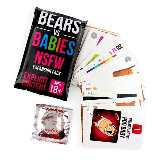 Bears vs Babies NSFW