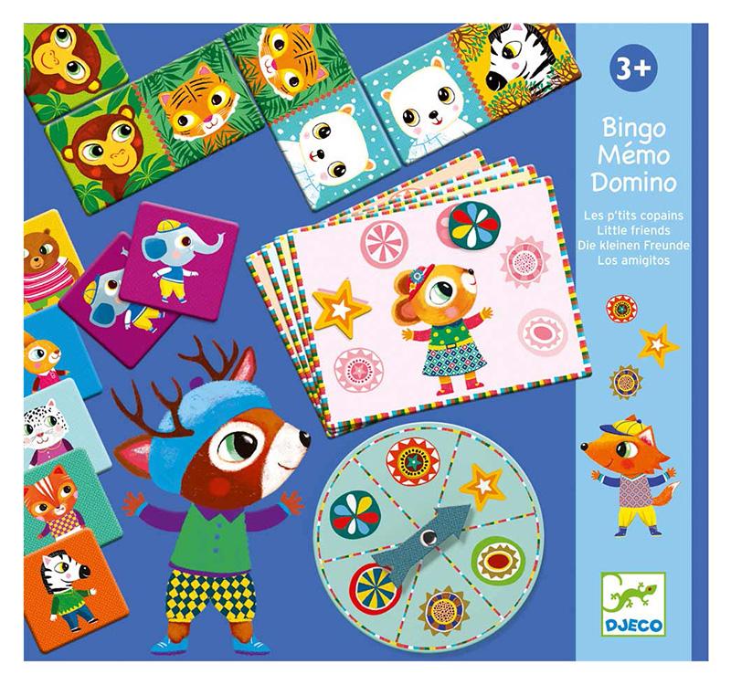 Educational games - Little friends