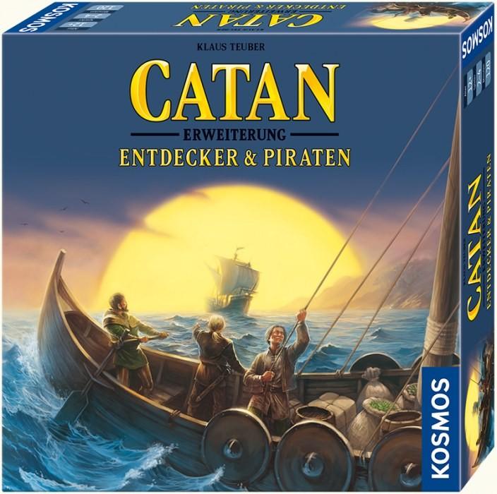 Catan – Explorers & Pirates