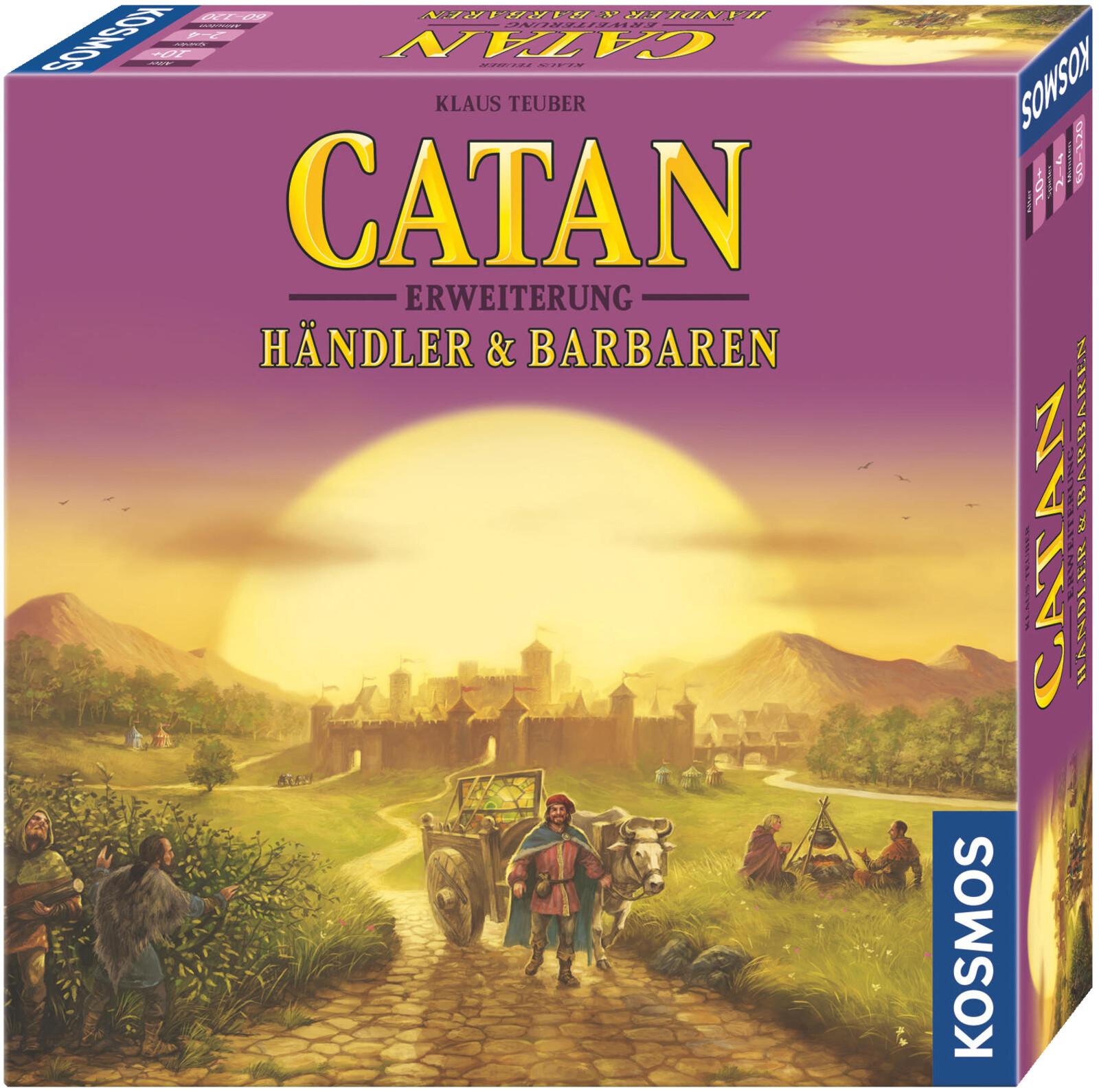 Catan – Traders & Barbarians
