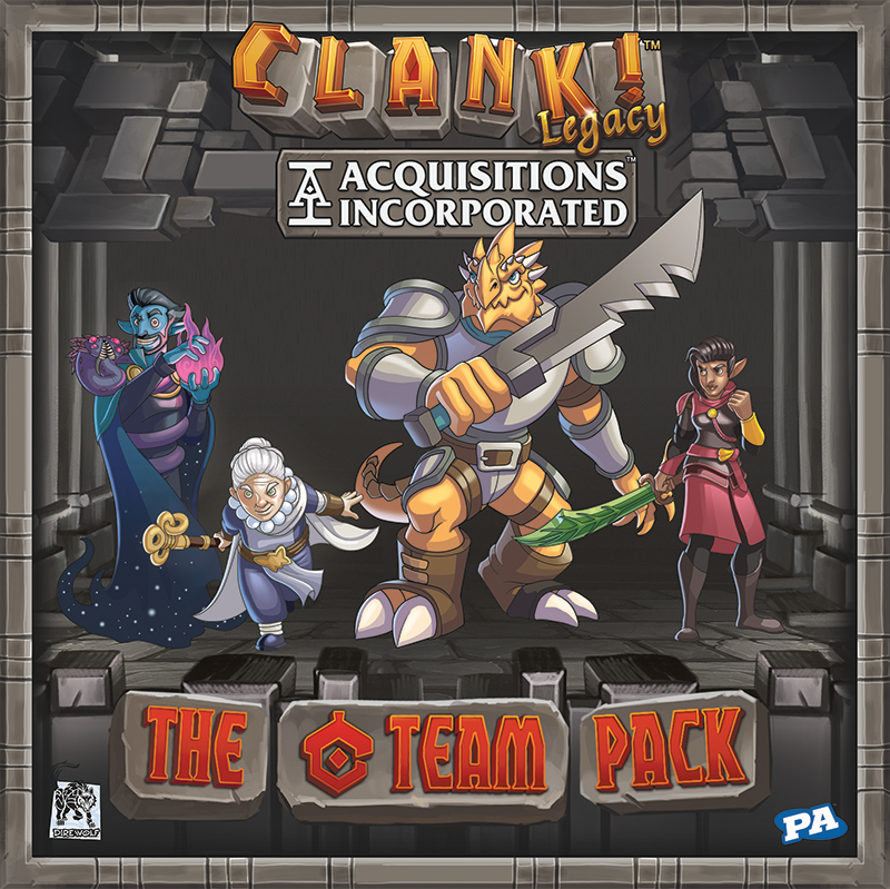 Clank! Legacy AI C-Team Pack