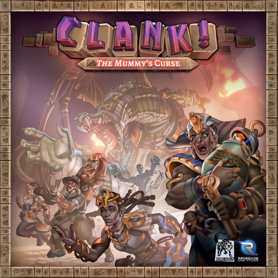 Clank! The Mummy's Curse