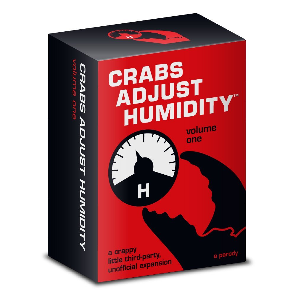 Crabs Adjust Humidity: Vol 1