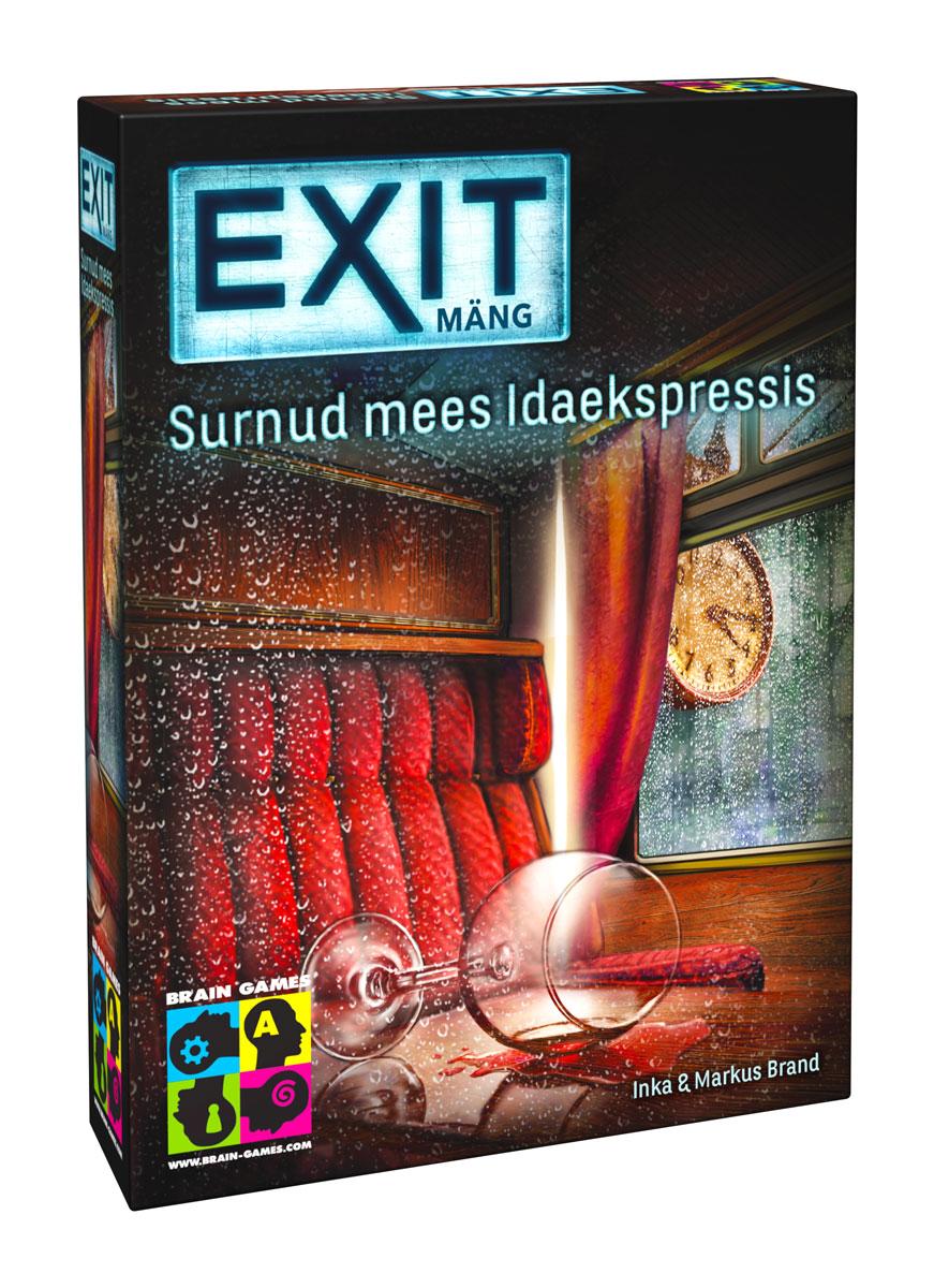 Exit: Surnud mees Idaekspressis