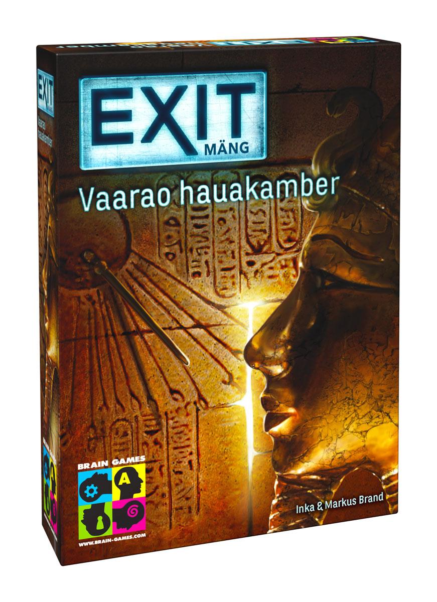 Exit: Vaarao hauakamber