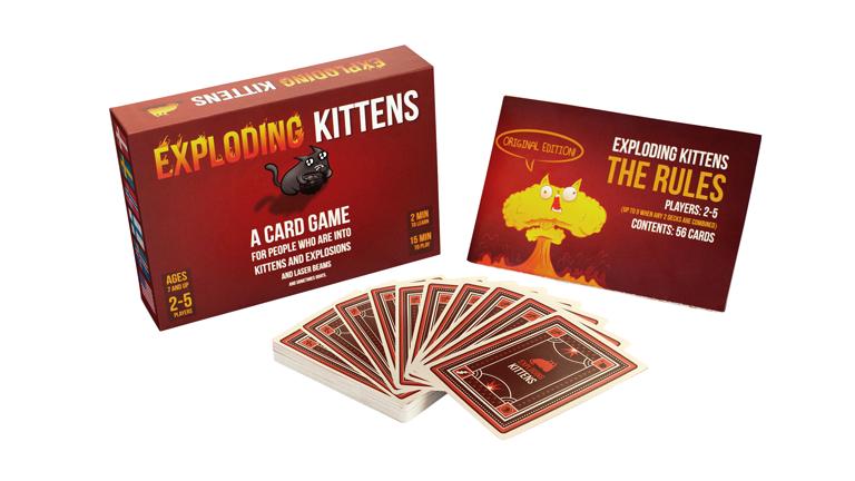 Exploding Kittens: Original (Nordic)
