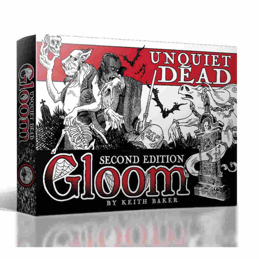 Gloom 2nd Ed. Unquiet Dead
