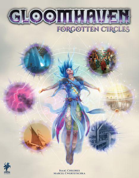 Gloomhaven Forgotten Circles Exp.