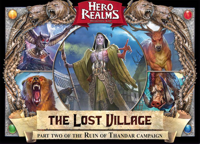 Hero Realms: The Lost Village Campaign Deck