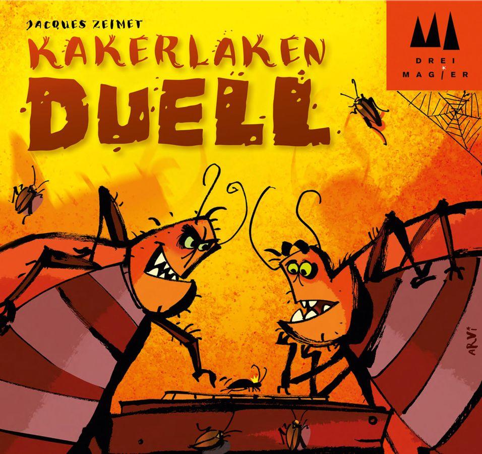 Kakerlaken-Duell
