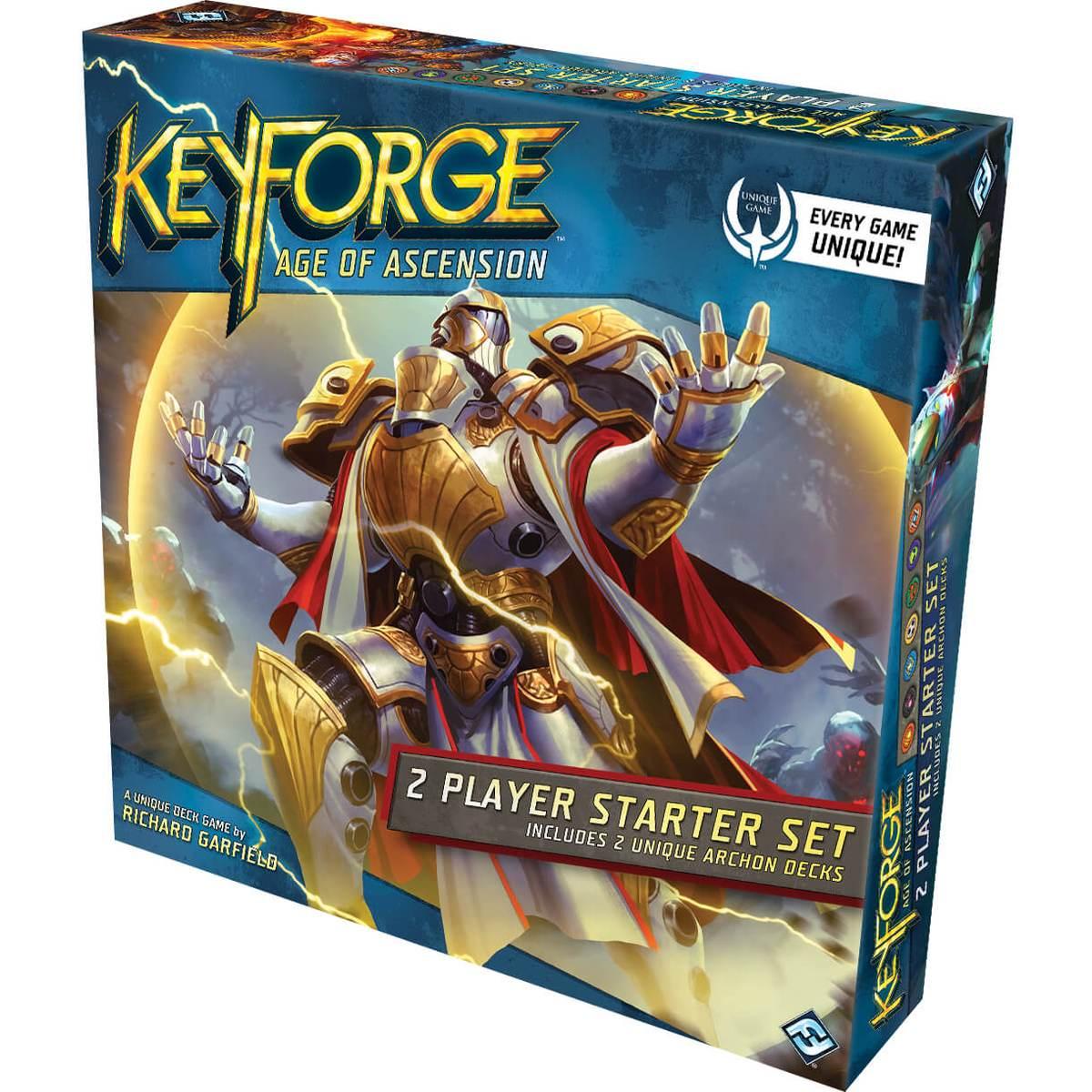 Keyforge: Age of Ascension: Starter Set