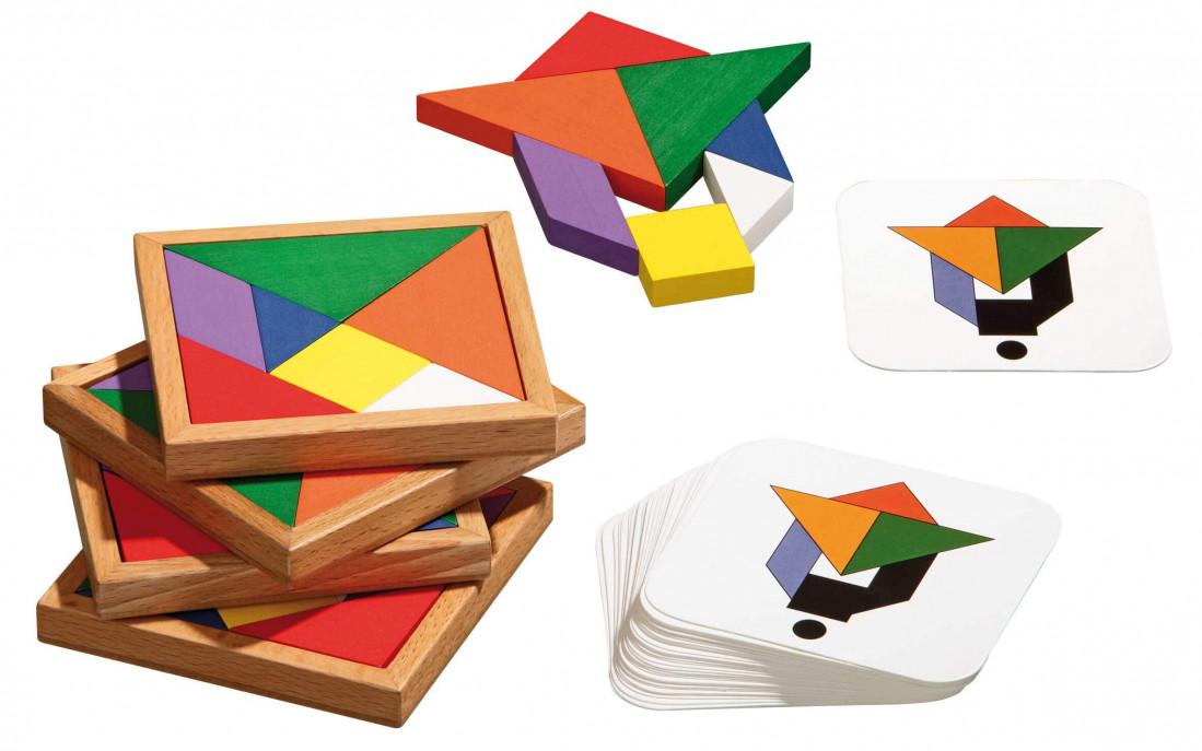 Kiiruse peale tangram