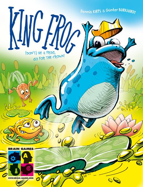 King Frog (ENG - FR)