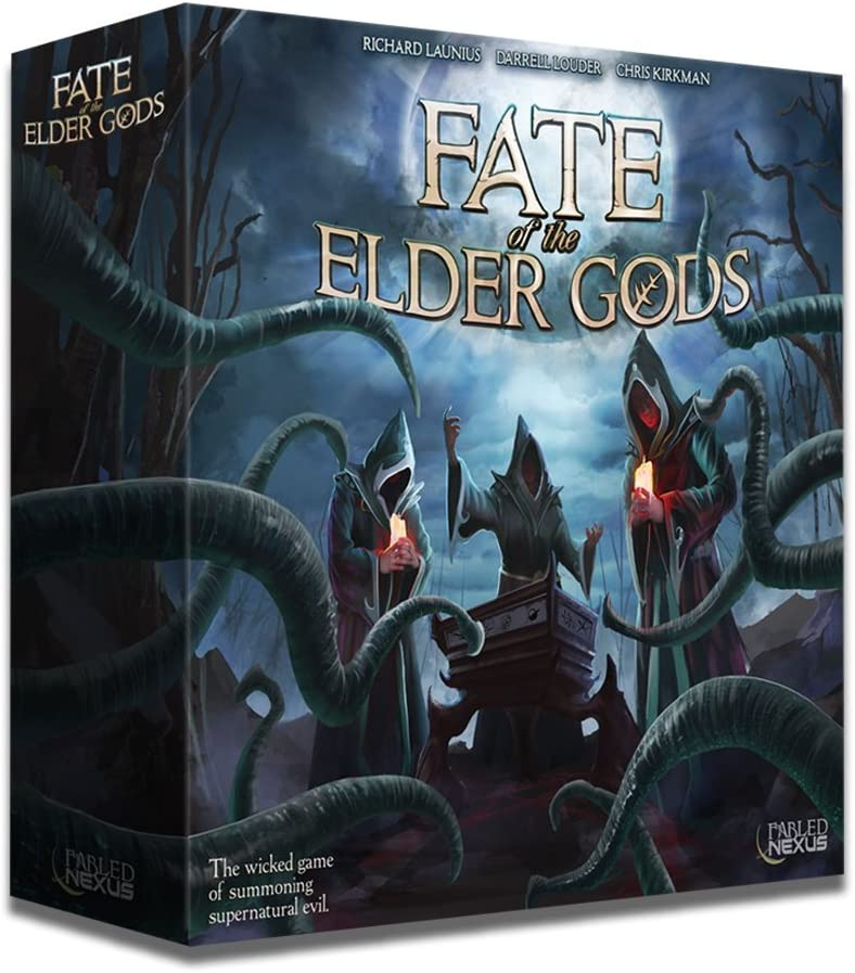Fate of Elder Gods