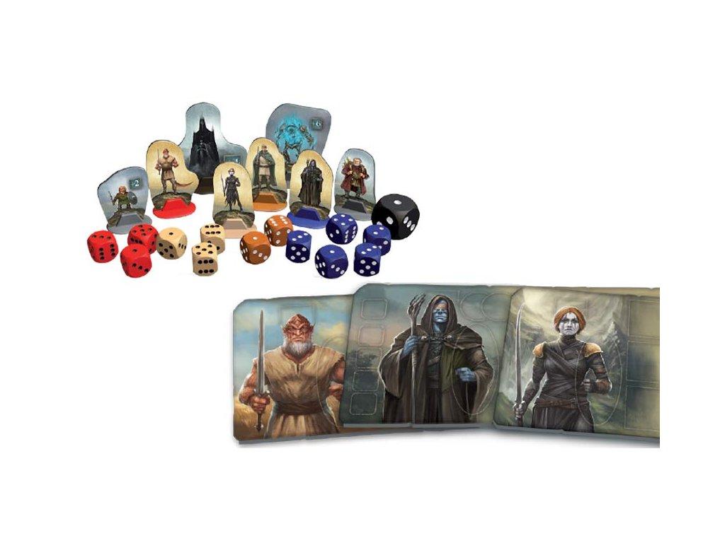 Legends of Andor - Dark Heroes