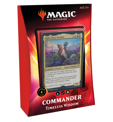 Magic: The Gathering - Ikoria - Lair of Behemoths - Commander Deck