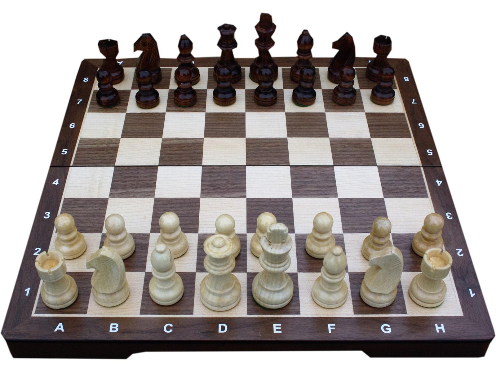 Chess Set Big (14')