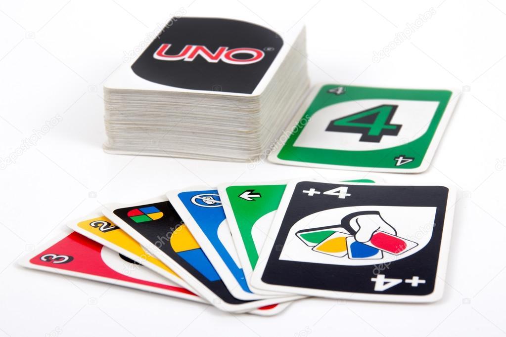 Mängukaardid UNO