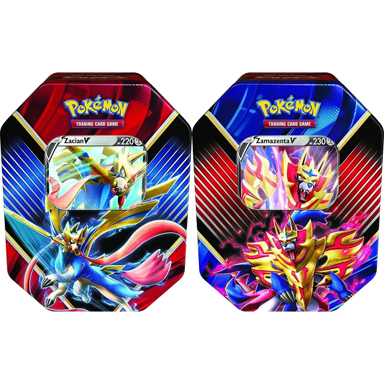 Pokemon Tin Legends of Galar Summer 20