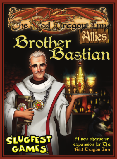 Red Dragon Inn: Brother Bastian Allies