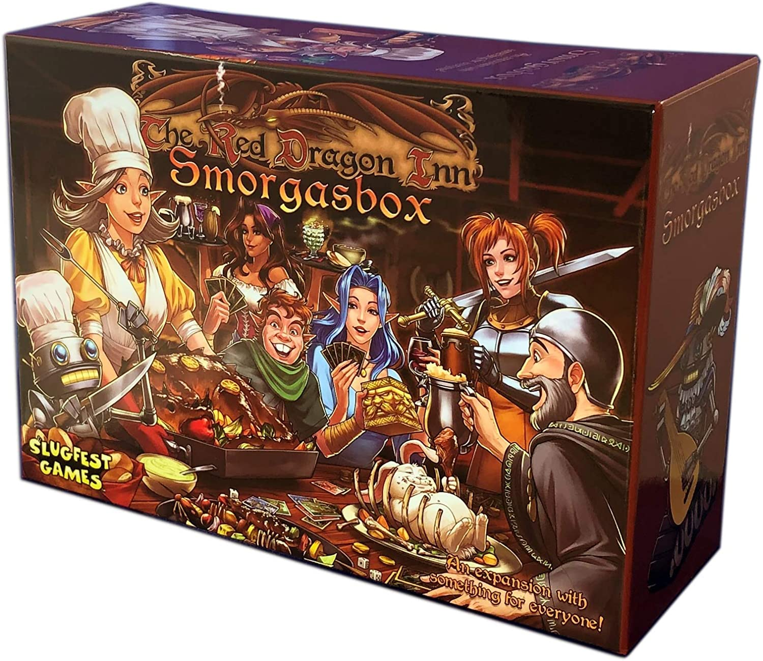 Red Dragon Inn: Smorgasbox