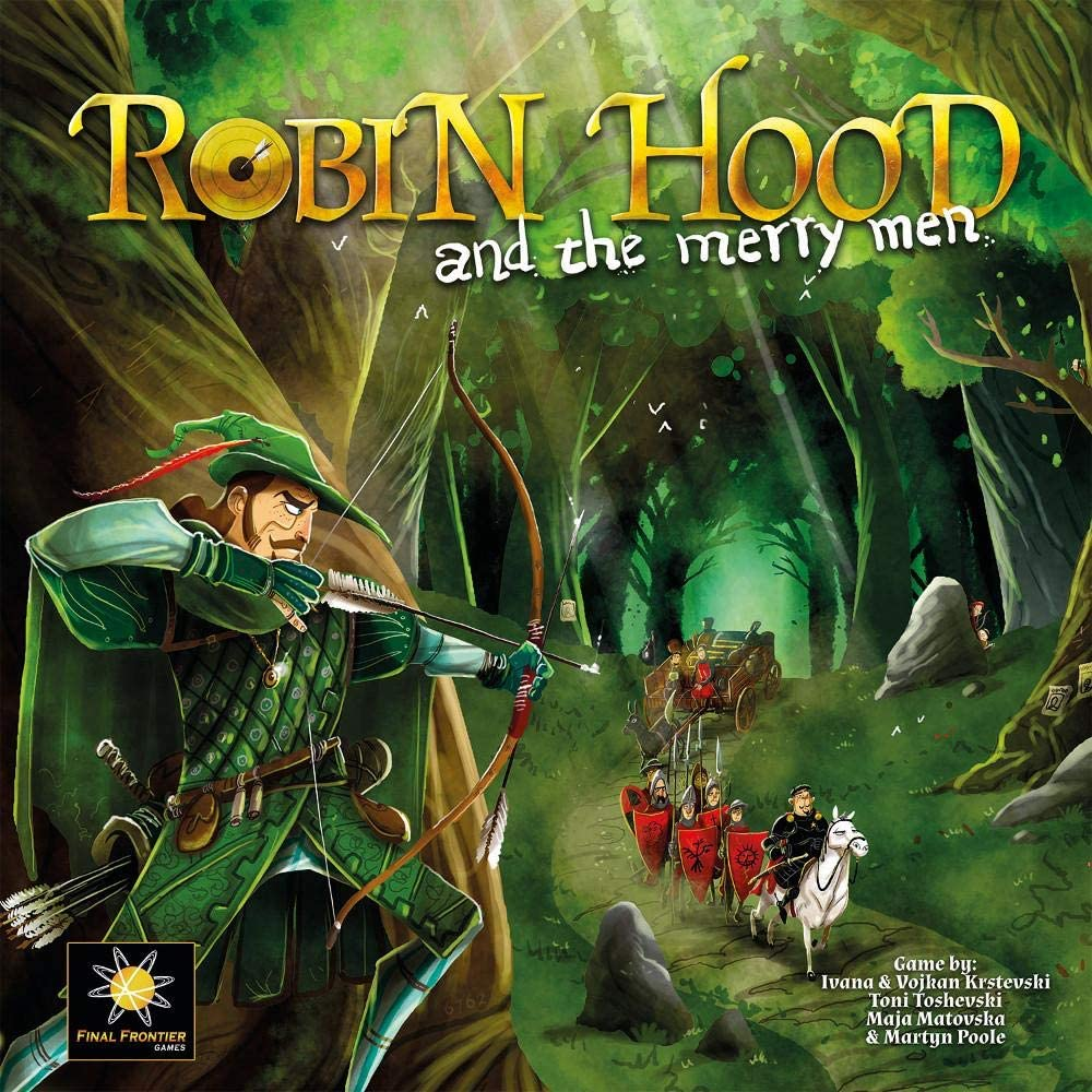 Robin Hood & Merry Men
