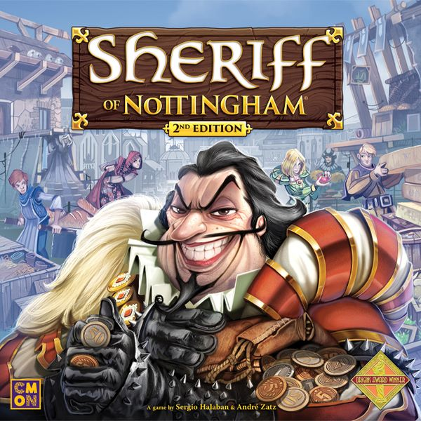 Sheriff of Nottingham 2nd Ed.