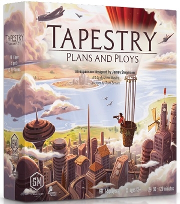 Tapestry Plans & Ploys Expansion