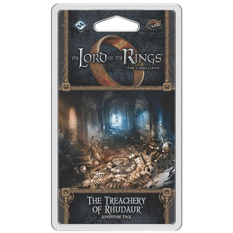 The Lord of the Rings: The Card Game - The Treachery of Rhudaur