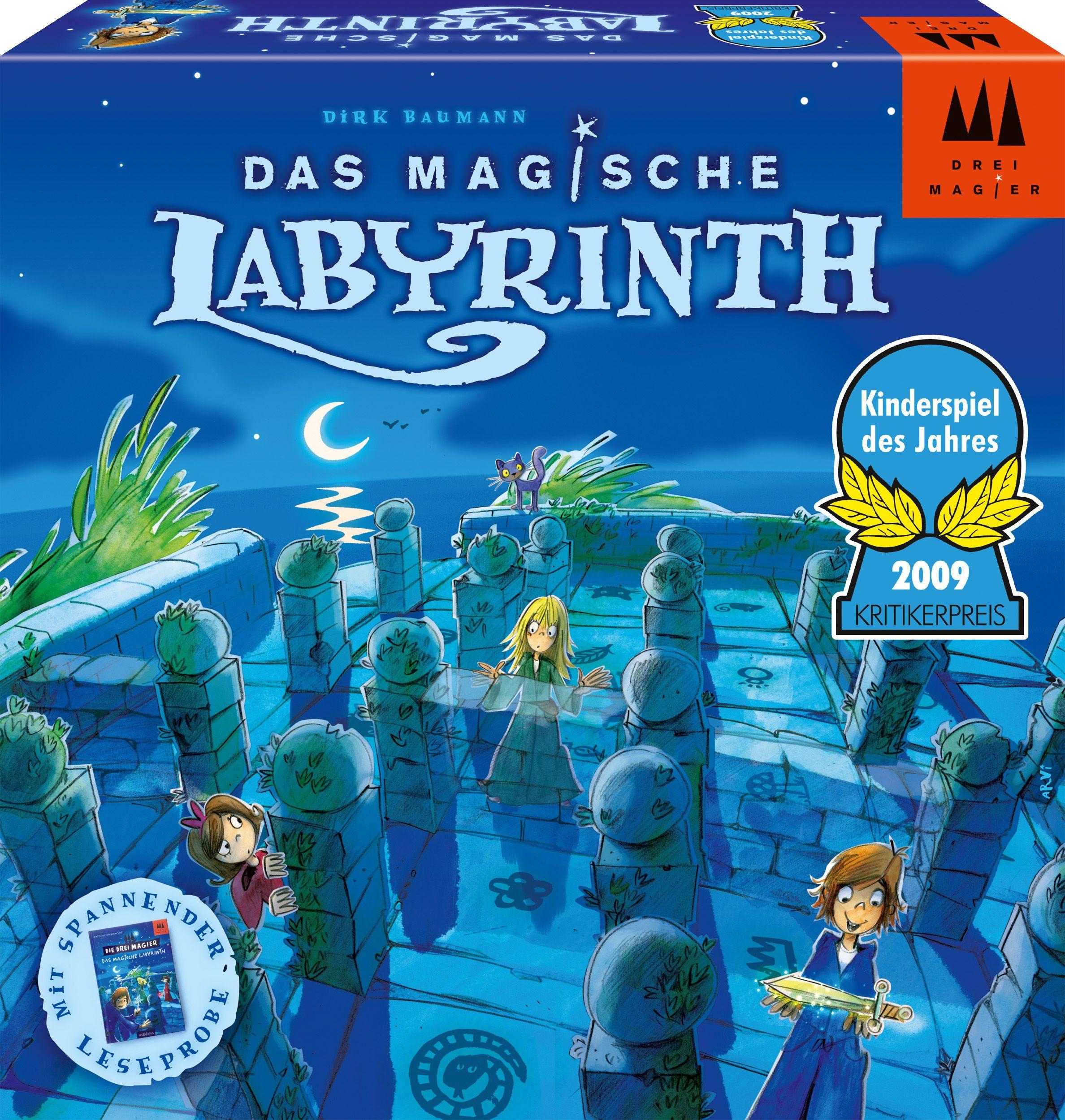 Drei Magier: The Magic Maze