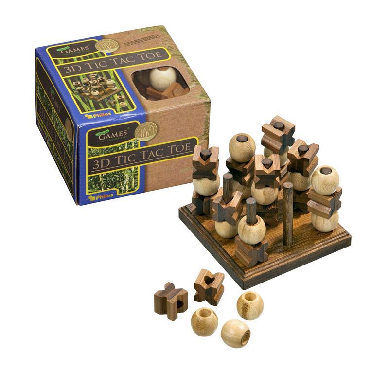 Tic Tac toe (bambus)