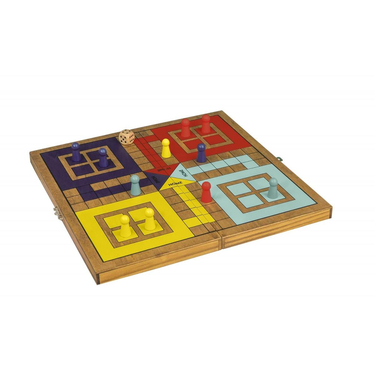 "Wooden Games Workshp ""Ludo"""