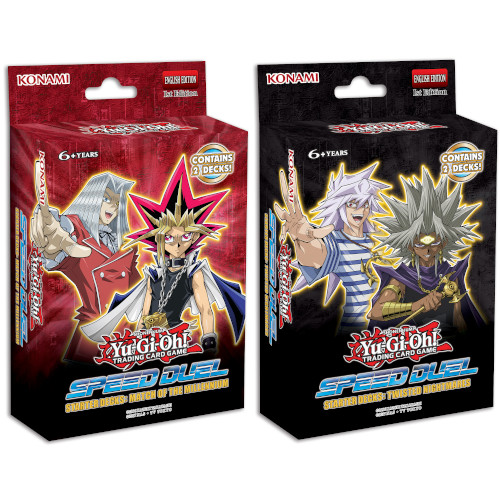 YU-GI-OH Speed Duel: Match of the Millennium Starter