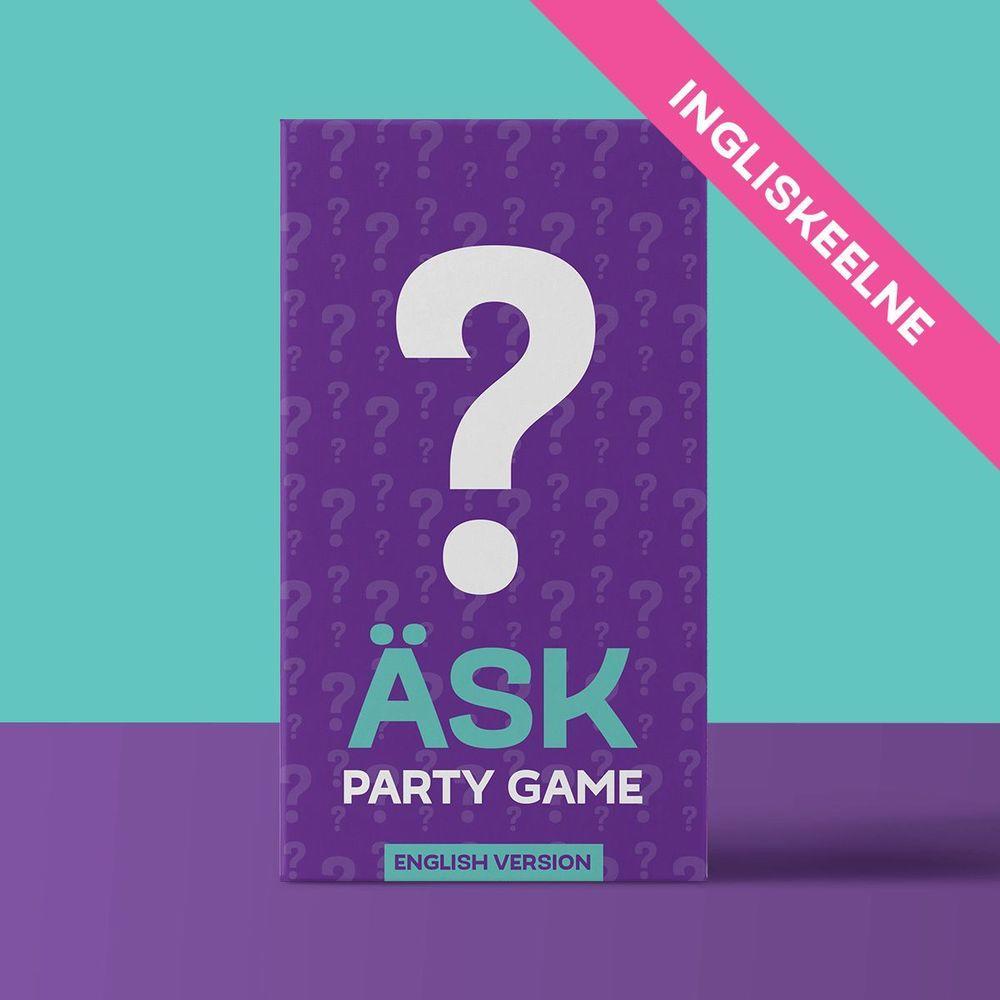 Äsk Party Game ENG
