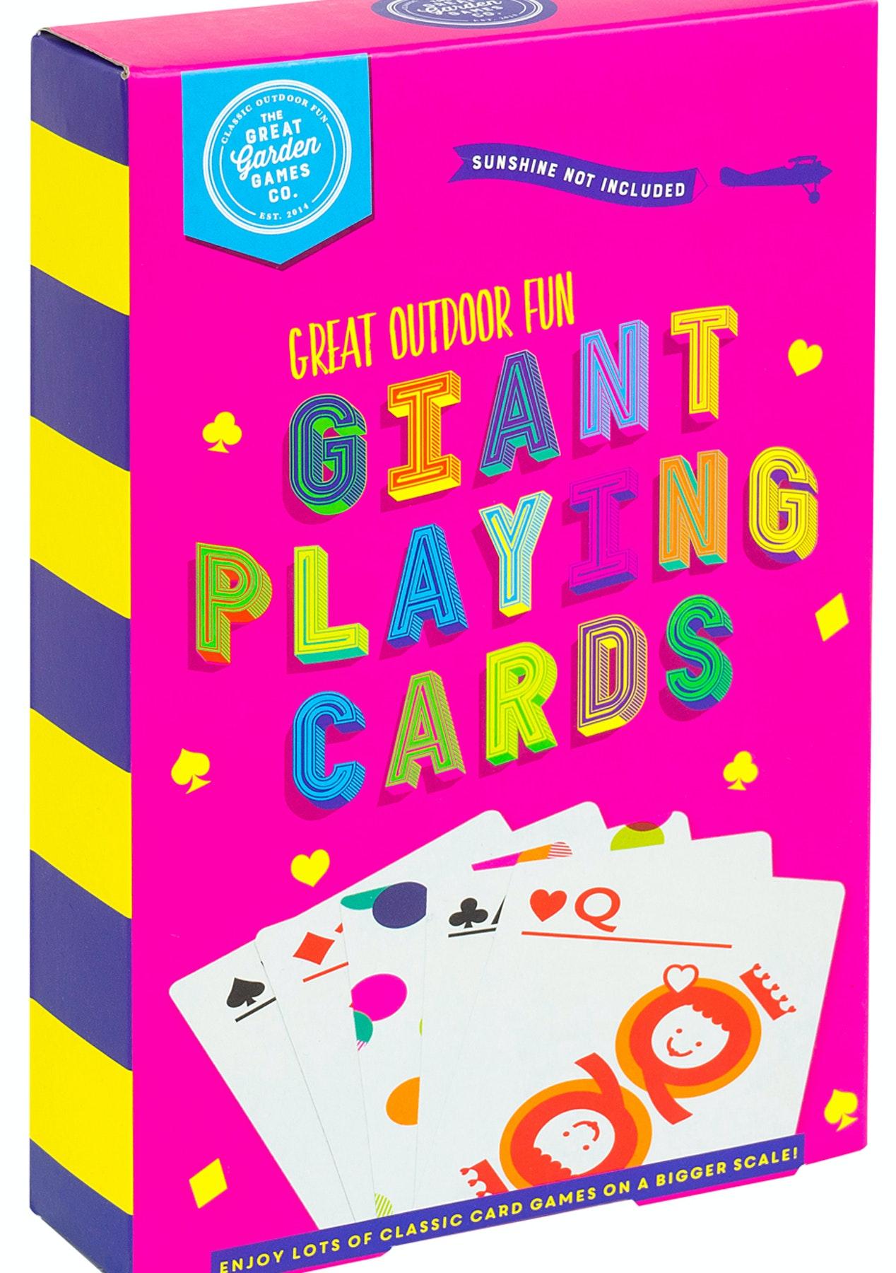 Bright Garden Games - A5 Mängukaardid
