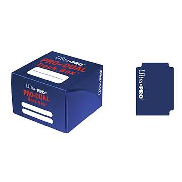 Deck Box PRO Dual Blue