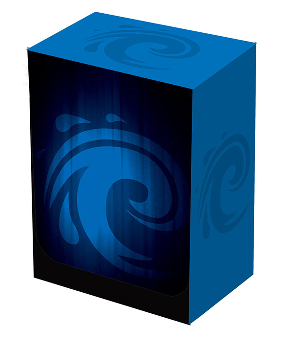 Legion - Deckbox - Super Iconic - Water
