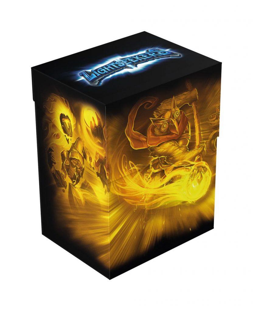 Lightseekers Basic Deck Box Astral