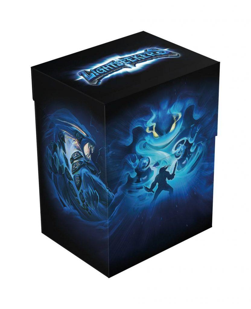 Lightseekers Basic Deck Box Storm